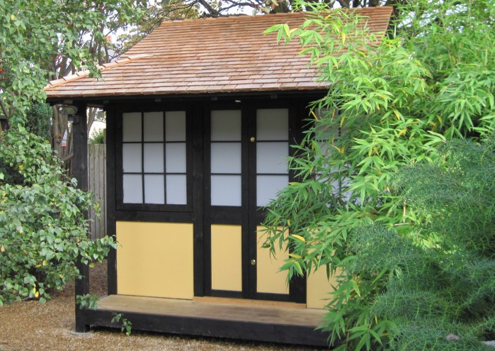 Build A Anese Tea House Path