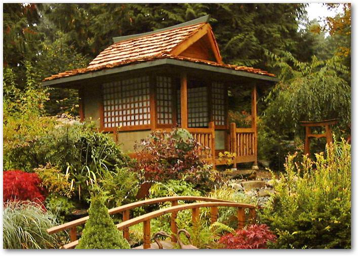 Build A Japanese Tea House Japanese Path