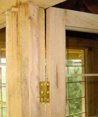 Building door frame video